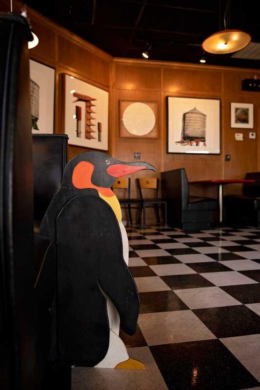 Penguin Ed's BBQ